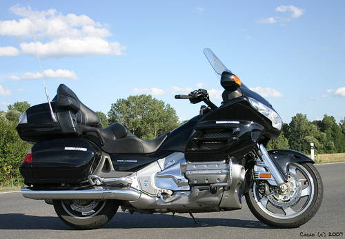Honda GL 1800 Gold Wing ABS 2007